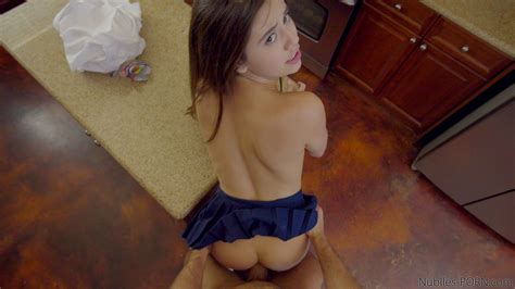 Lucy Doll Is A Naughty Schoolgirl Sneaking Candy When Her