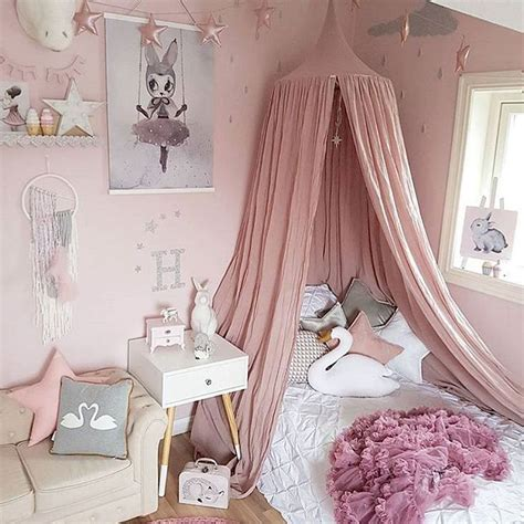 canopy beds girls white grey pink beige boys princess canopy bed valance room decoration baby bed