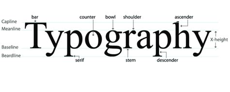our complete guide to typography basics change media group