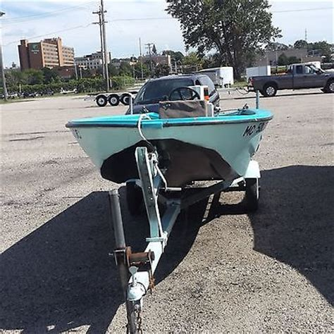 Cheap Boats In Michigan by Fishing Boat Used Starcraft For Sale In Muskegon