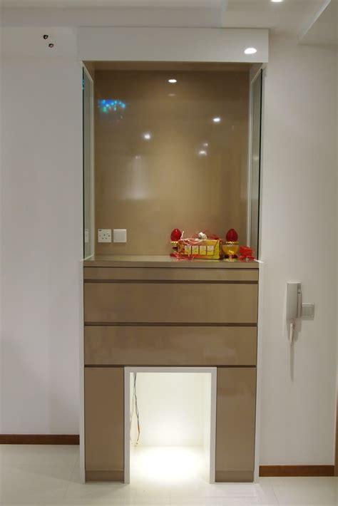 Prayer Cabinet by Prayer Altar Interior Design Renovation Contractors