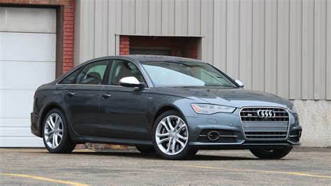 Audi 2017 S6 by 2017 Audi S6 Review Devour Freeways Without Breaking A Sweat
