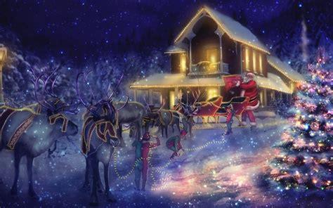 download christmas desktop theme walpaper windows 10 theme themepack me