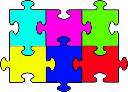 Puzzle Clip Clipart Complete Jigsaw Cliparts Puzzleteile