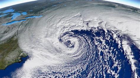 giant bomb cyclone  massive  space