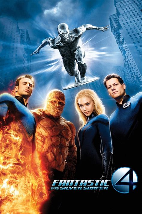Notes On Fantastic Four Movies Heroes And Aliens