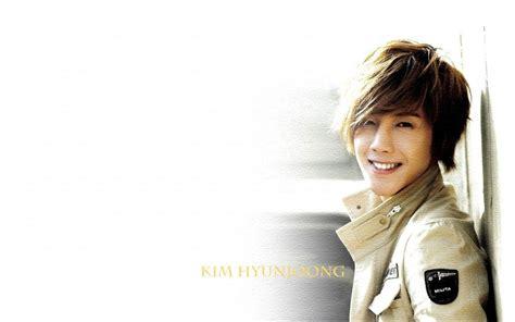 kim hyun joong smile hd hd wallpapers love