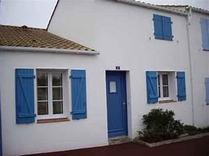 Peinture Facade Maison : peinture facade maison bord de mer ~ Melissatoandfro.com Idées de Décoration