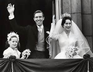 Queen Elizabeth II Sister Margaret Wedding