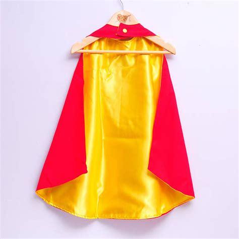 cape designs custom superhero cape with initial by alice cook designs notonthehighstreet com