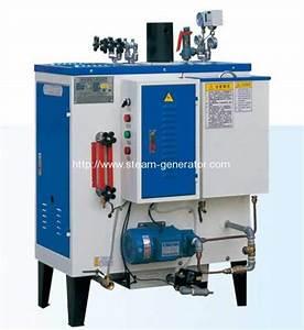 50kg  H Gas Or Oil Steam Generators
