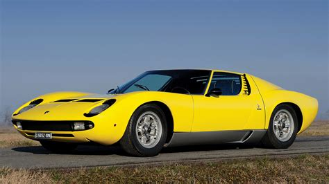 lamborghini miura wallpapers  hd images car pixel