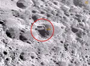 UFO SIGHTINGS DAILY: Alien Base On Moon Surface Discovered ...