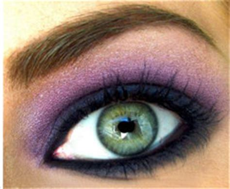 party makeup   eye color blue brown  green