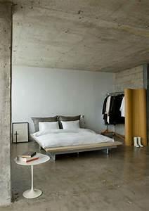 Revêtement De Sol Intérieur : rev tement sol b ton en plus de 25 exemples pour l 39 int rieur ~ Premium-room.com Idées de Décoration