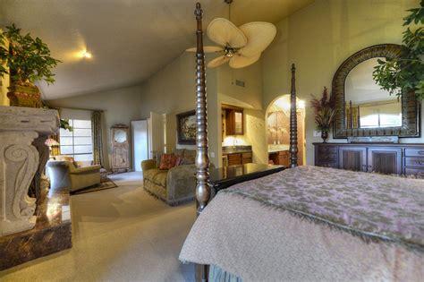 beautiful  open master bedroom suite scottsdale