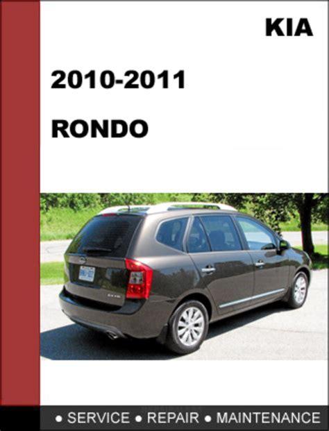 car repair manuals online pdf 2010 kia rondo auto manual kia rondo 2010 2011 oem service repair manual download download m