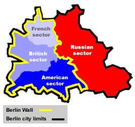 berlin wall map  printable maps