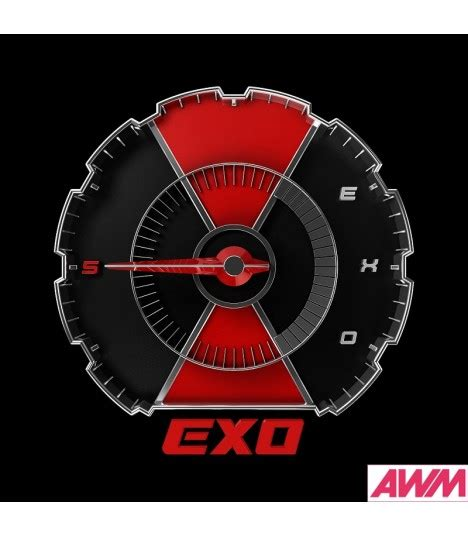 exo don t mess up exo 엑소 vol 5 don t mess up my tempo 233 dition cor 233 enne