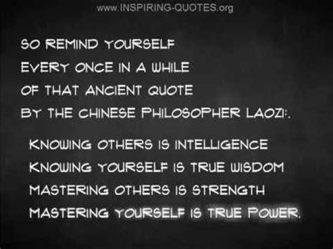 inspiring quotes laozi  wisdom power youtube