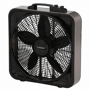 Speed Box 2 : lasko weather shield select 20 in 3 speed box fan with ~ Jslefanu.com Haus und Dekorationen