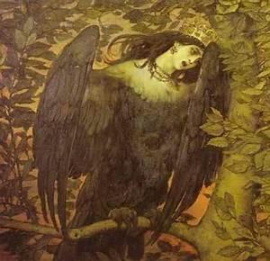 """In Greek mythology, a harpy (""""snatcher"""", from Latin ..."""
