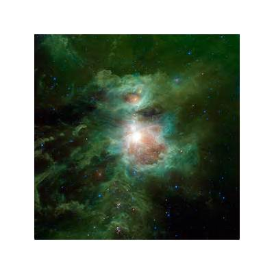 WISE - Multimedia Gallery: Orion Nebula