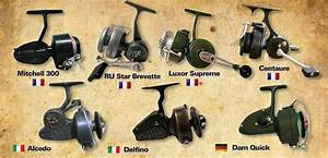 Spinning Reels Then And Now - On The Water