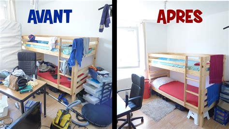 chambre bien rang馥 comment ranger sa chambre en 2sec