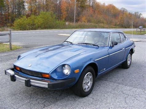 Datsun 280z 2 2 For Sale by Datsun 1978 280z2 2 1978 Datsun 280z 2 2 Blue With