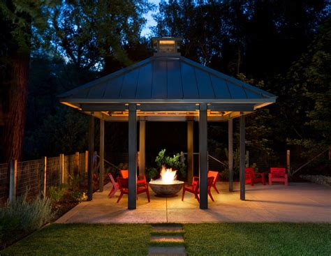 covered pit ideas patio traditional with outdoor
