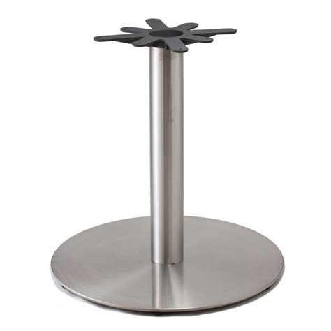 bamboo table and chairs jss28 stainless steel table base tablebases com