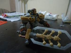 Steel Legion Garen made of clay by observadorhtyu on ...