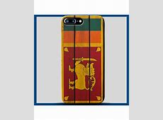 Srilanka Flag ii The Pebble A Mobile Case Company