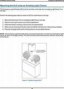 Primex Wireless Snse Emergency Lighting Controller User Manual