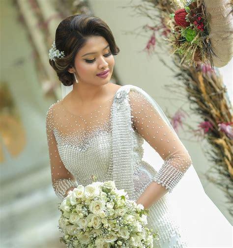 salon chandimal sri lanka saree wedding bridesmaid