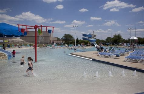 Staying Afloat Officials Say Community Pools Rarely Turn