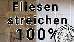 Alte Fliesen Streichen : alte fliesen streichen lackieren versch nern fliesenlack fliesenfarbe youtube ~ Markanthonyermac.com Haus und Dekorationen