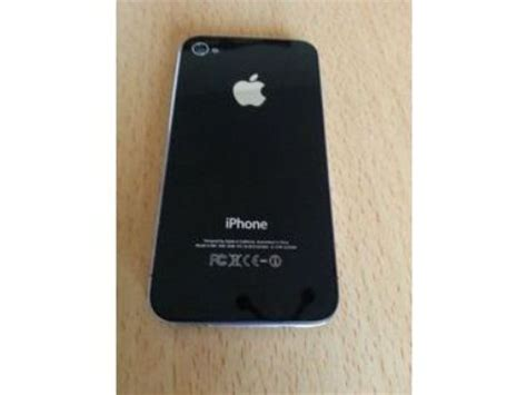 iphone 4s used barely used black iphone 4s for technology market