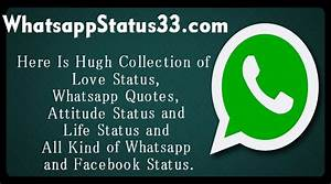 Love Status For Whatsapp In One Line ~ Dobre for