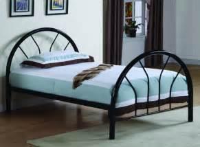 save big on bearcat twin metal bed frame black