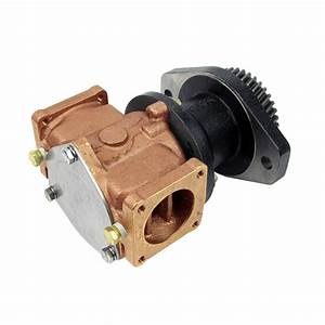 Sherwood G2603 Seawater Pump For Cummins Qsc 8 3