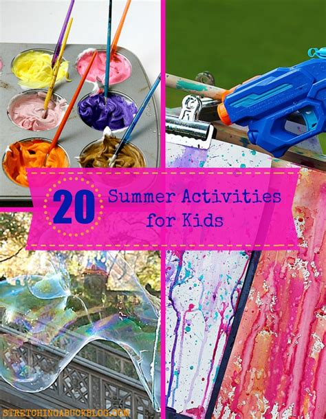 Summer Projects For Kids  Wwwimgkidcom  The Image Kid Has It