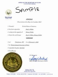 sample apostille With how to get a document apostille in florida