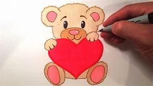 Cute Teddy Bears Drawings Cute Teddy Bears Drawings Kids ...