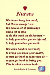 Nurses: Three Downloadable Sizes : Daniel Mark Picture Poems