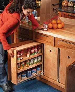 kitchen cabinet rollouts 17 best ideas about pull out spice rack on 2739
