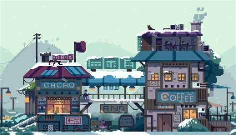 Cacao And Coffee Shop By Faxdoc On Deviantart