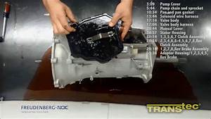 Transtec 8l90 Gm 8 Speed Case Disassembly