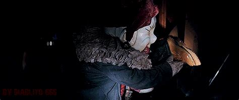 Halloween Michael Myers Gif by Chickenbroccoli Krampus Allo Stomaco